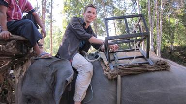 Pur+ - Das Entdeckermagazin Mit Eric Mayer - Pur+ Der Elefantenflüsterer
