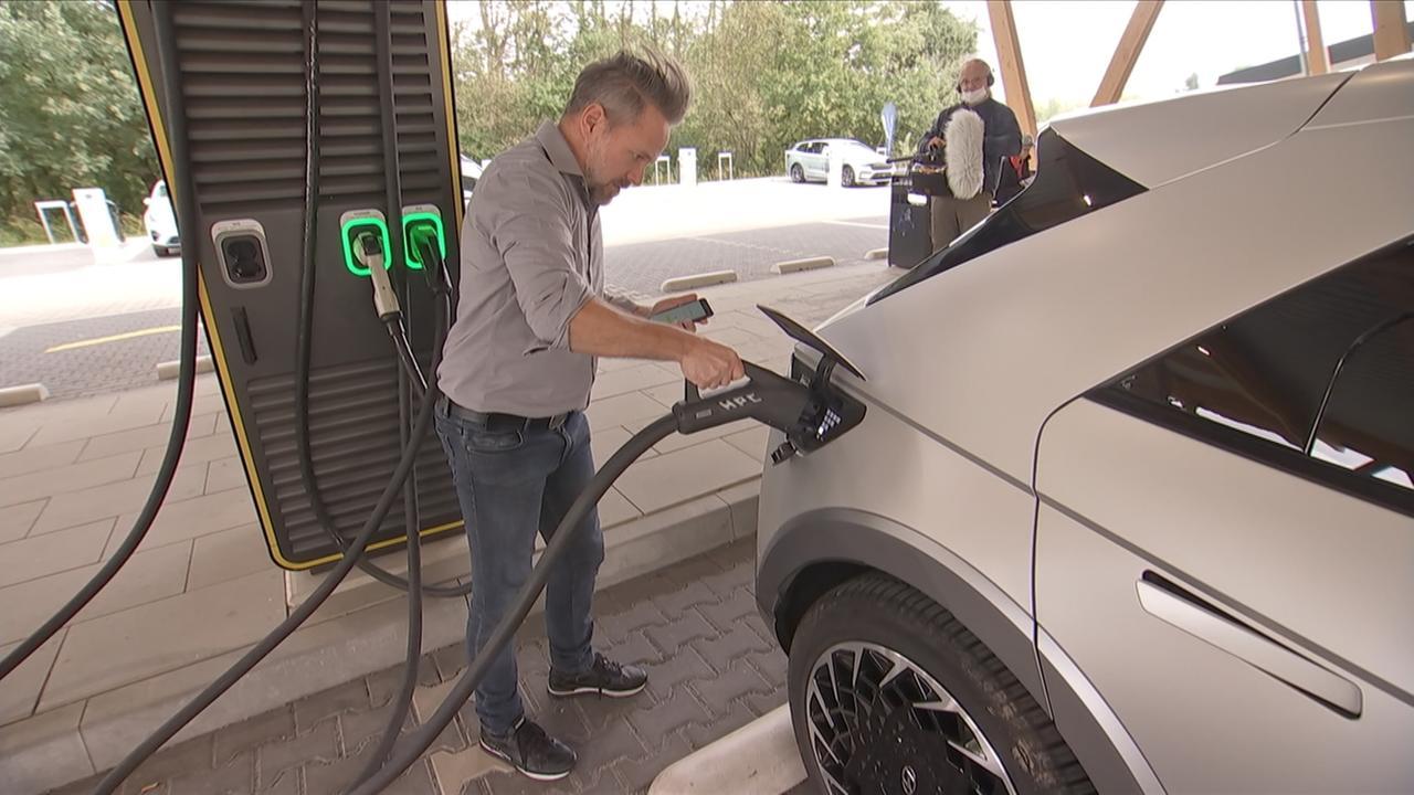 Deutschlandnetz für E-Autos