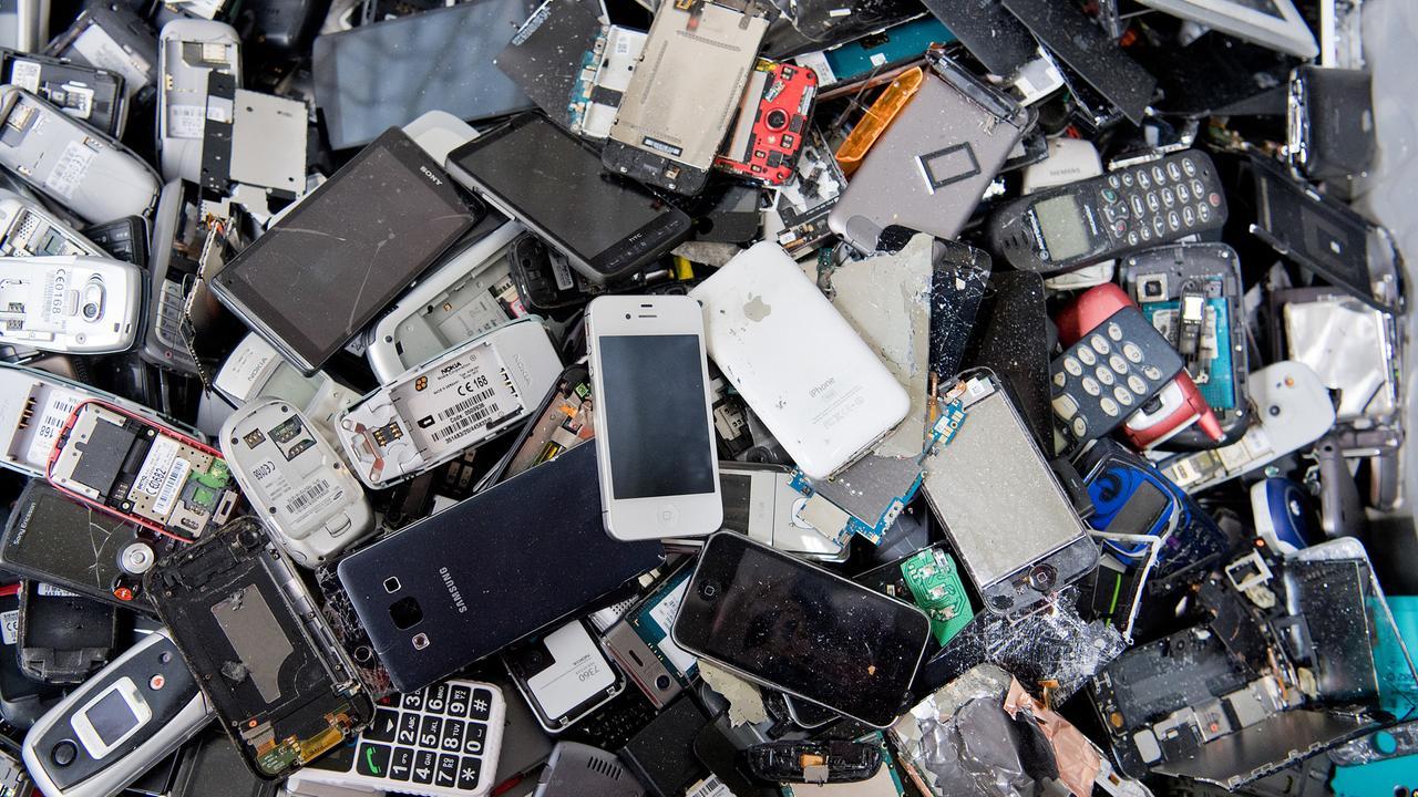 Alte Handys Entsorgen