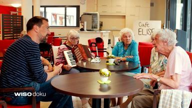 Wiso - Die Sendung Für Service Und Wirtschaft Im Zdf - Wenn Eltern Alt Werden