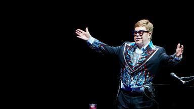Kulturzeit - Elton John Im Interview