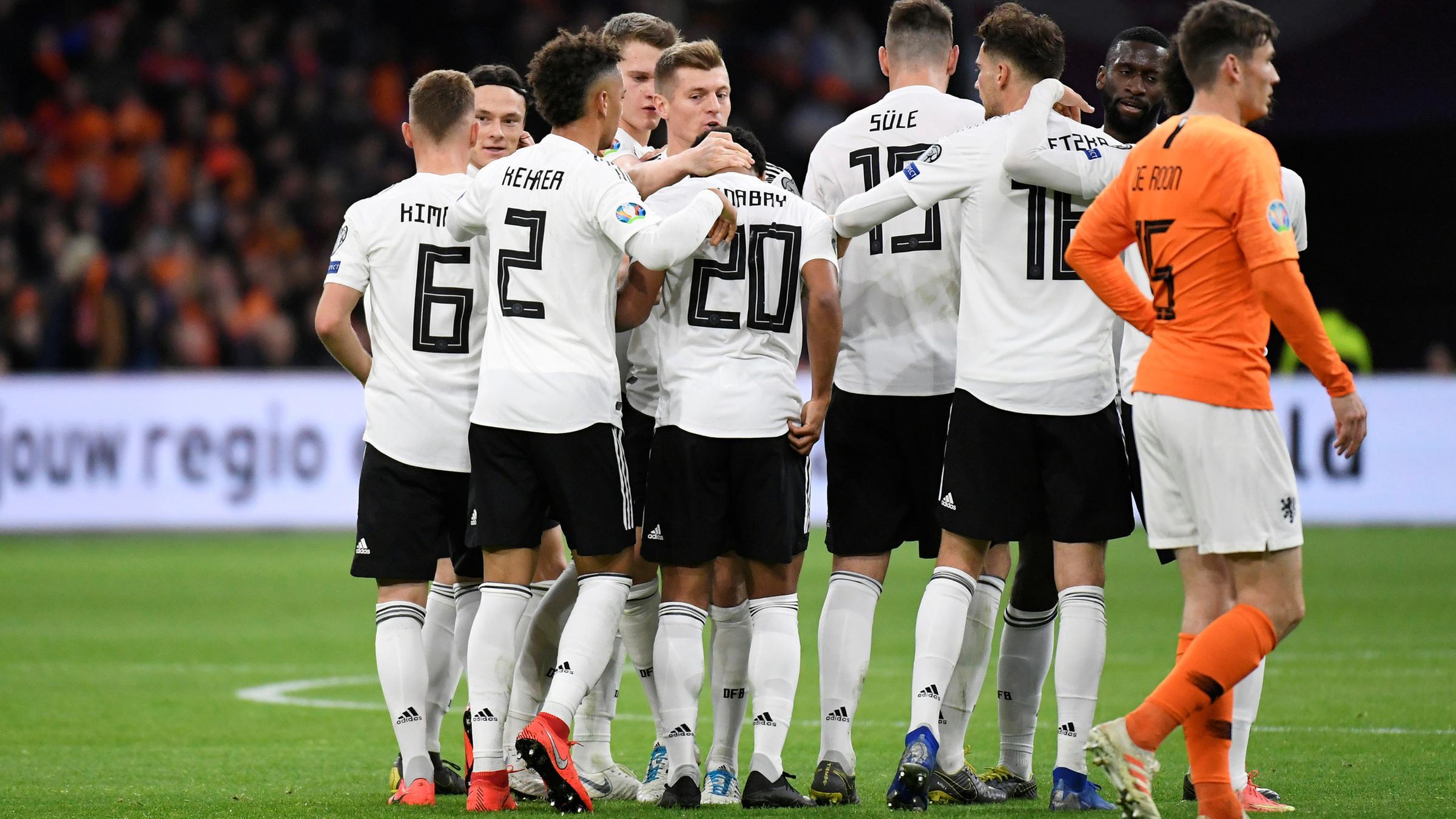 Deutschland Niederlande Vorfreude Auf Den Klassiker