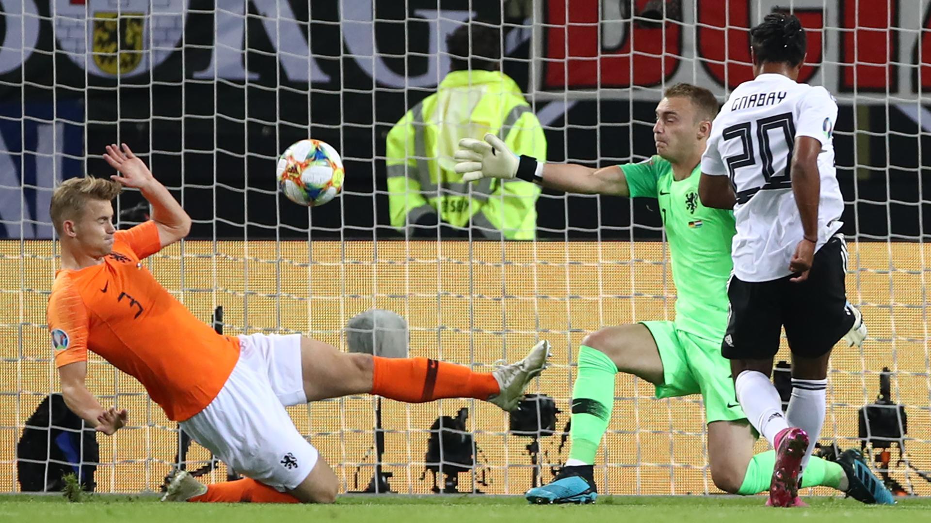 Fussball Em Quali Niederlande Besiegen Dfb Team Zdfmediathek