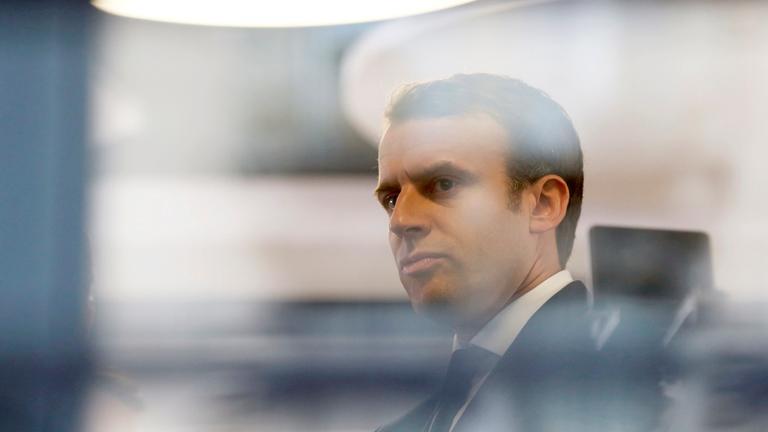 Neugewählter Präsident Macron will Frankreichs Spaltung überwinden