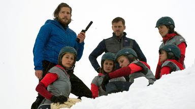 Die Bergretter - Die Bergretter: Entscheidung Im Eis