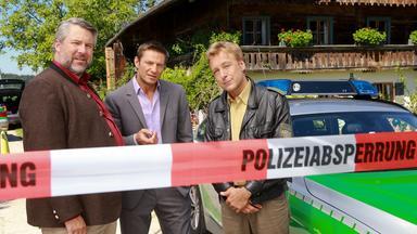Die Rosenheim-cops - Die Rosenheim-cops: Enzian Kann Tödlich Sein