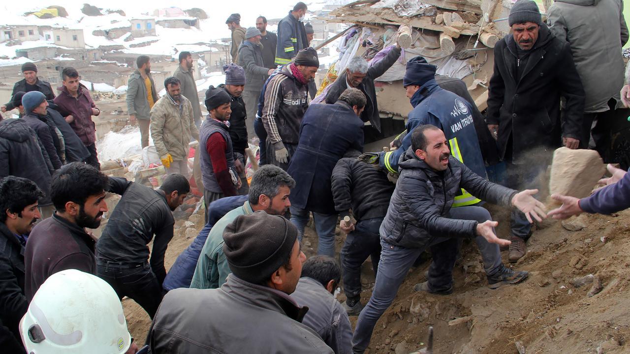 Türkei Erdbeben