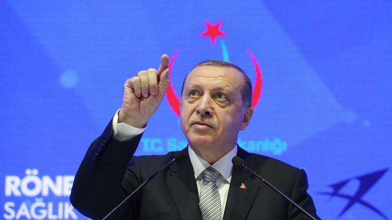 Erdogan: Antwort an Deutschland