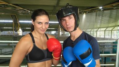 Pur+ - Das Entdeckermagazin Mit Eric Mayer - Eric Im Boxring