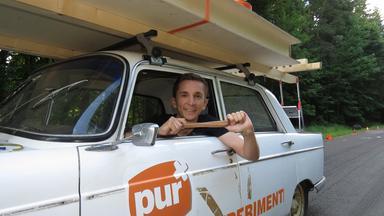 Pur+ - Das Entdeckermagazin Mit Eric Mayer - Pur+ Eric Gibt Gummi