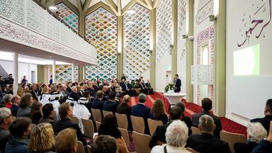 Forum Am Freitag - Außen Kirche, Innen Moschee