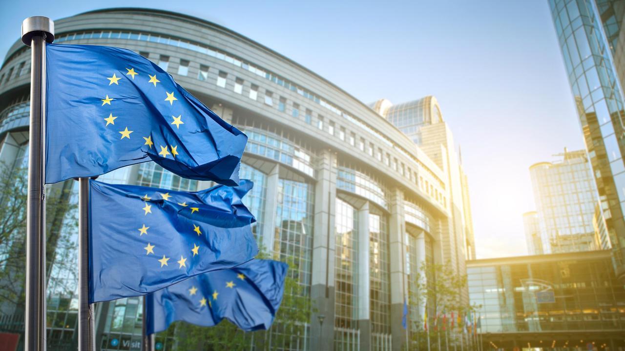 logo das europ228ische parlament zdfmediathek