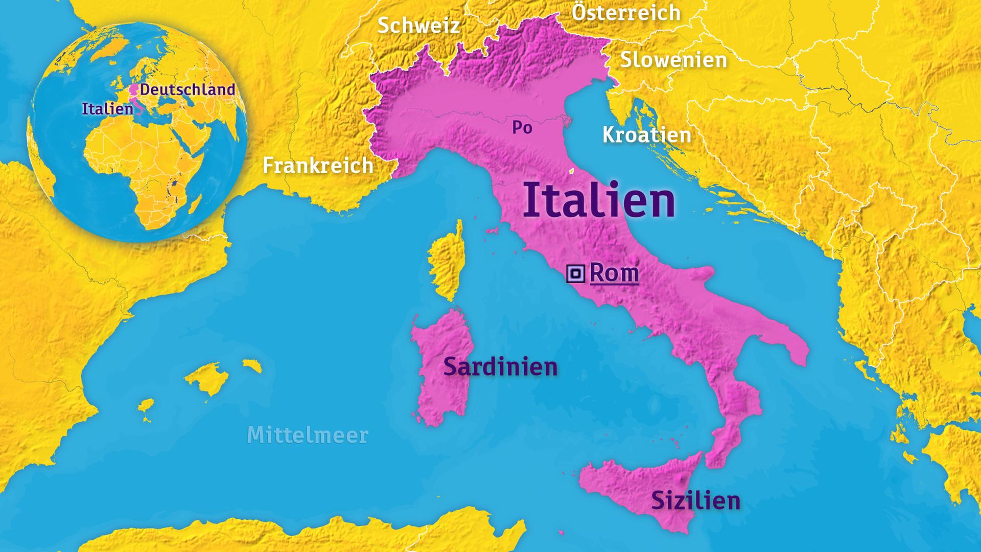 Logo Italien Zdftivi