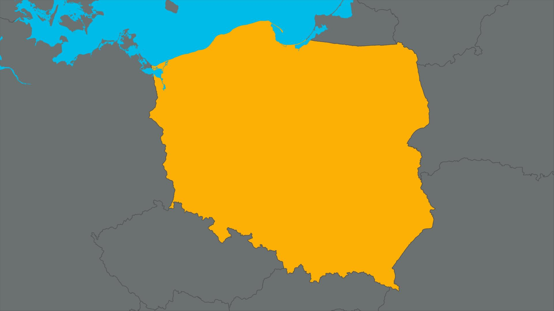 karte ostsee deutschland polen logo!: Polen   ZDFtivi