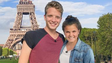 Das Erste Mal ... Europa! - Das Erste Mal...europa! - Louisa Und Philipp In Frankreich
