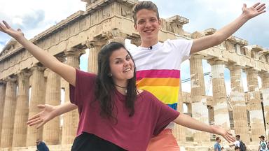 Das Erste Mal ... Europa! - Das Erste Mal...europa! Louisa Und Philipp Griechenland