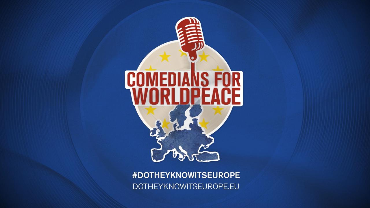 """Comedians for Worldpeace - """"Do they know it's Europe"""""""