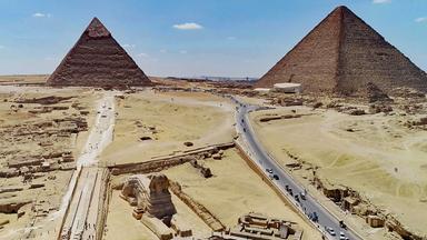 Zdfinfo - Ewiges ägypten: Vermächtnis Einer Hochkultur