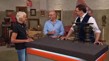Bares Für Rares - Die Trödel-show Mit Horst Lichter - Expertise Von Colmar Schulte-goltz