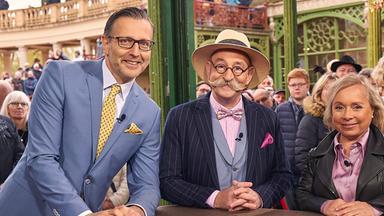 Bares Für Rares - Die Trödel-show Mit Horst Lichter - Bares Für Rares Xxl Im Schloss Schwerin