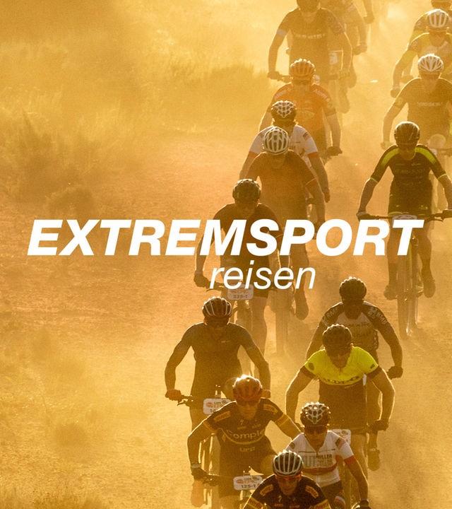 Extremsport-Reisen - Logo