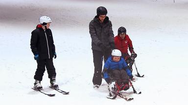 Menschen - Das Magazin - Grenzenlos Spielen: In Der Ski-halle
