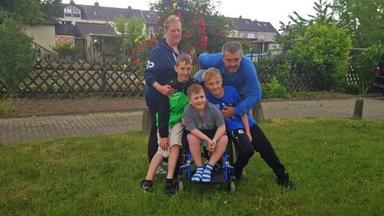 Menschen - Das Magazin - Familie Lütgenhaus – Leben Mit Behinderung (2)