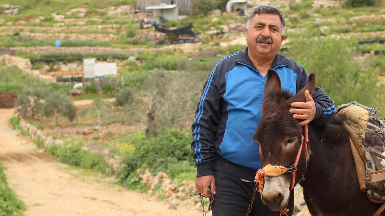 Das erste palästinensiche Ökodorf