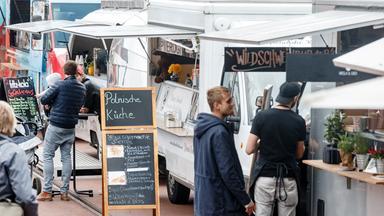 Zdfinfo - Fast Food Auf Rädern: Siegeszug Der Rollenden Foodtrucks