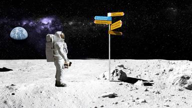 Zdfinfo - Faszination Weltraum - Reiseführer Zum Mond