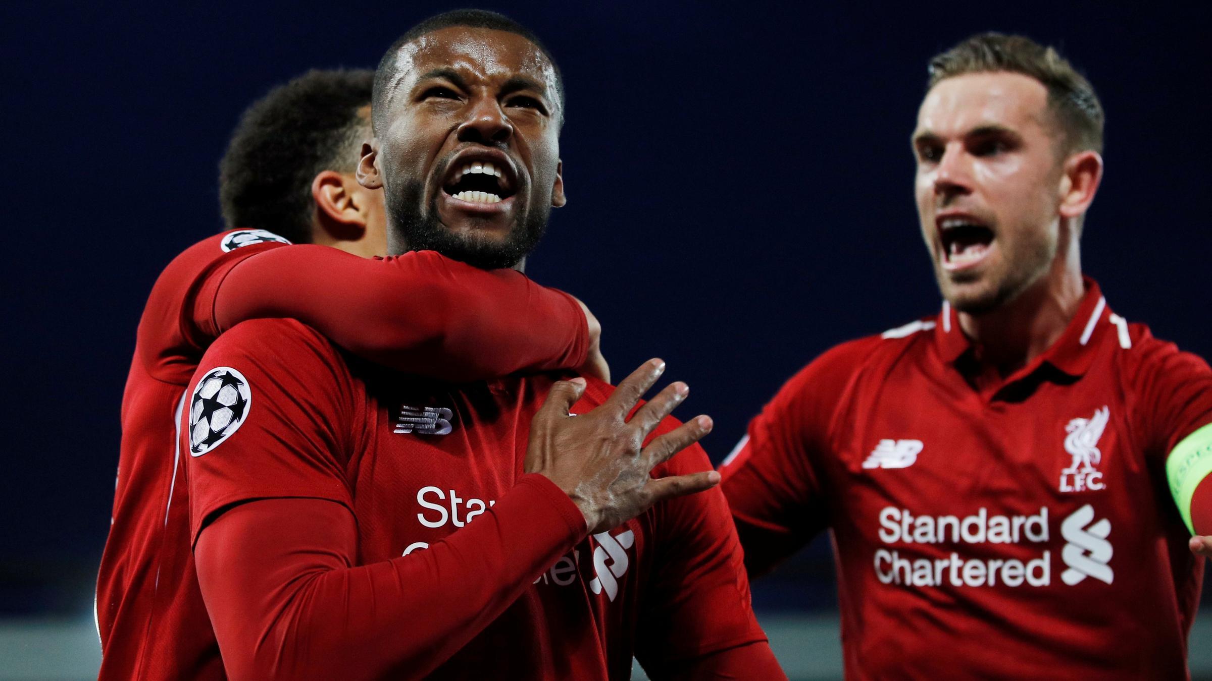 Wie Hat Liverpool Gespielt