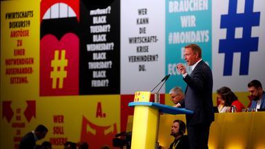 Standpunkte - Bericht Vom Parteitag Der Fdp In Berlin