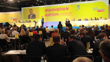 Standpunkte - Standpunkte: Bericht Vom Parteitag Der Fdp In Berlin