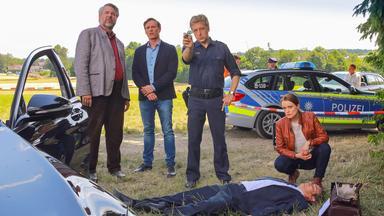 Die Rosenheim-cops - Die Rosenheim-cops: Feldmanns Letzte Fahrt