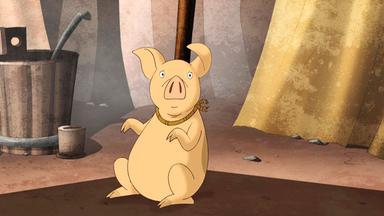 Der Kleine Ritter Trenk - Der Kleine Ritter Trenk: Ferkelchen In Gefahr