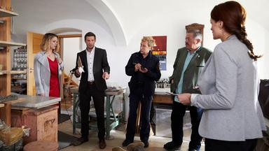Die Rosenheim-cops - Die Rosenheim-cops: Feuer Und Flamme