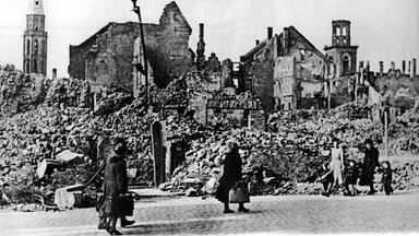 Zdfinfo - Feuersturm (2) Der Bombenkrieg Gegen Deutschland