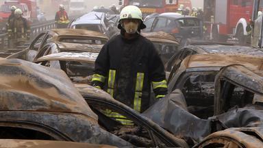 Zdfinfo - Katastrophe Im Sandsturm - Der Massen-unfall Auf Der A19