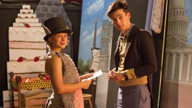 Mister Twister - Film: Mister Twister - Mäuse, Läuse Und Theater