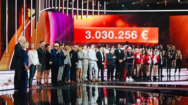 Willkommen Bei Carmen Nebel - über 3 Millionen Euro Spenden