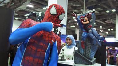 Zdfinfo - Firmen Am Abgrund: Marvel - Imperium Der Superhelden