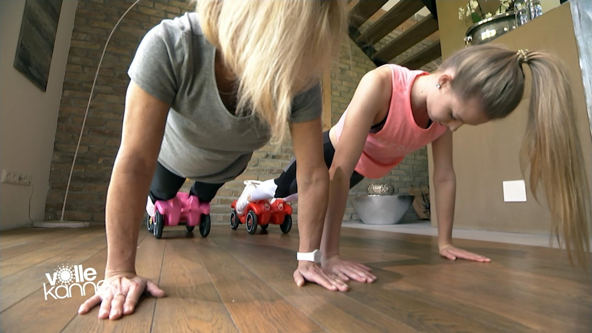 Fitnessstudio zu Hause