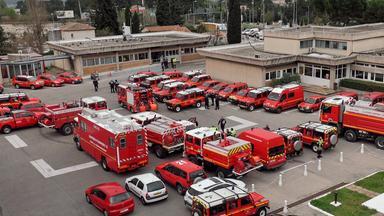 Father Brown - Britische Krimiserie - Flammendes Inferno - Feuerwehr Hautnah: Stresstest Am Berg