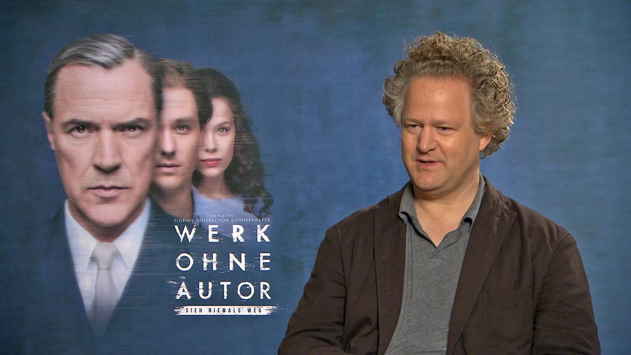 Florian Henckel Von Donnersmarck über Seinen Neuen Film Werk Ohne