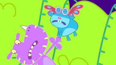 Gut Gebrüllt, Liebe Monster! - Gut Gebrüllt, Liebe Monster: Flügelchen Flitze-wind