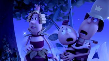 Die Biene Maja: Abenteuer Auf Der Klatschmohnwiese - Die Biene Maja: Ein Flug Durch Die Nacht