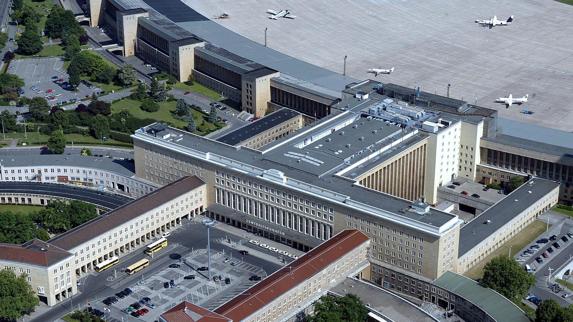 Flughafen Berlin Brandenburg Chronik Eines Desasters Zdfmediathek