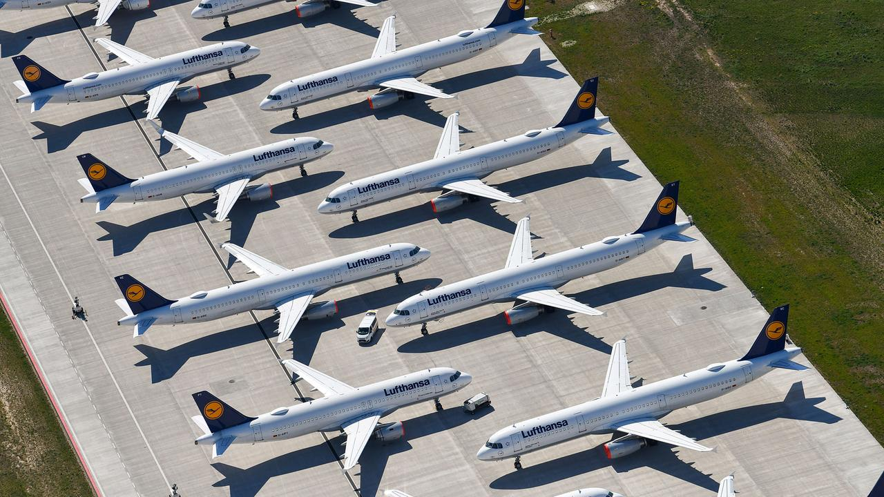 Kürzungen wegen Corona: Lufthansa verschärft Sparprogramm