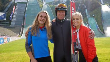 Zdftivi: Die Sportmacher - Die Sportmacher: Skispringen, Ringen Und Rudern