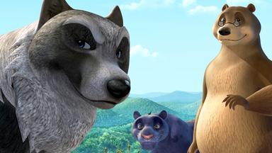Das Dschungelbuch - Das Dschungelbuch: Mutig Wie Ein Wolf
